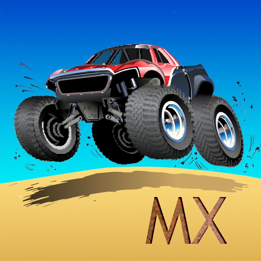 Dakar Offroad Rally Legend MX - Speedy Vehicle Desert Race